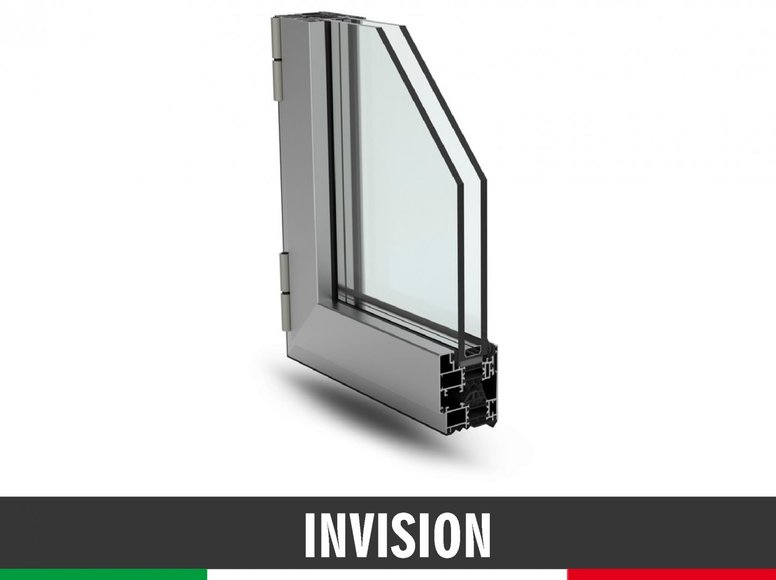 MINIMAL WINDOWS | INVISION and LUCE series
